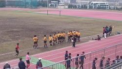 Dekigoto 2017-03-26 Goudou Team Rugby Football Taikai