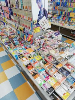 Dekigoto 2019-08-03 Book Hunting